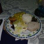 Traditional samoan food