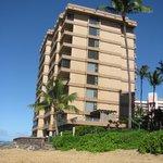 Maui Kai from the beach