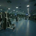 Health Club at Nippon Hotel Istanbul