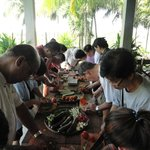 Cooking Class for Incentive Group in Hoian