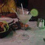 Margarita de limón deliciosa!!!