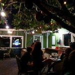 Ballyhoo's from our outdoor table. Totally in love with the atmosphere!