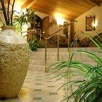 Cedar Lodge Hoteland Restaurant Ireland Lobby