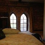 roomy and romantic room