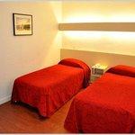 Chambre Twin Hotel De La Gare Nantes - Twin Room S