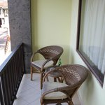 Balcony room 523
