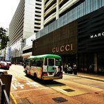 Harbour City-home of luxurious brands, spottless and beautiful BUT not for those on average inco