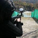PaintBall Shooting