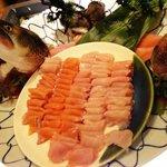 食べ放題の北海道の海の幸