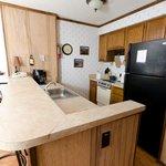 1BR Economy Kitchen