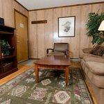 1BR Economy Living Room