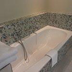 Schöne Badewanne