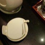 broken kettle