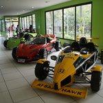 Das Automuseum.