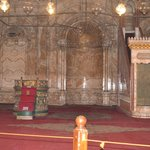 Inside Mohammad Ali's Mosque