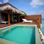 Private Infinite Pool