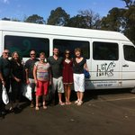 Best day out with Harvest Tours