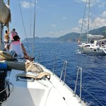 My Sailing Week