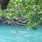 The Blue Lagoon Vanuatu