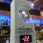 Cerveza glacial -2.5°