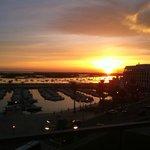 Faro Sunset