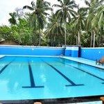 very beautiful pool