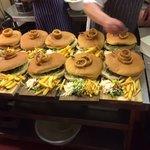 Fancy a Man V Food Monthly Burger Challenge