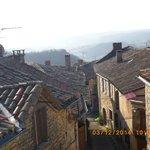 cascade de toits