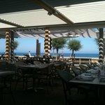 La vue du Cap Marine