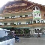 Hotel outside