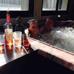 Private Jacuzzi Sauna Rental