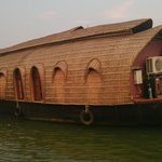 Beautiful houseboat