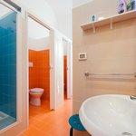 Hostel toilette