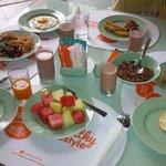 Pilihan Breakfast yang baik dan lezat