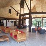 Baobab Look Flamboyant hall d'accueil