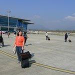 vom Flughafen Dehradun nach Rishikesh