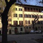 le Palazzo Guadagni et sa superbe terrasse