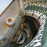 趣のある階段