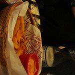 Basket of fries.