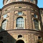 Nazionale del Risorgimento: Torino: Italia: torre cortile