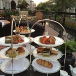 Afternoon tea was amazing