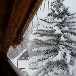 même sous la neige, c'est superbe