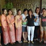 Golden Butterfly staff