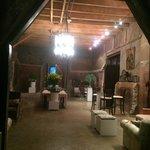 Honestry Bar area & Function room