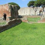 Ruins of Terme di Nerone
