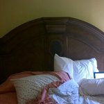 Master Bedroom, has on suite