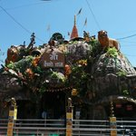 Replica of the Vaishno Devi temple