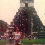 Tikal magical Maya city