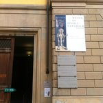 Museo di Storia Naturale dell'Università di Firenze, ingresso