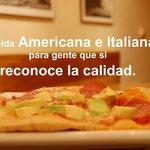 The pizza california